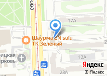 Компания «ЮжУралРеклама» на карте