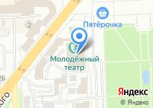 Компания «Челябинский государственный молодежный театр» на карте