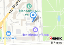 Компания «Гражданин» на карте