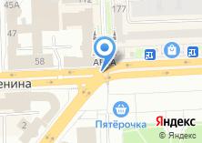 Компания «КОНТЕЙНЕР 74» на карте