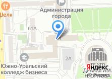 Компания «Приемная депутата Городской Думы Пашина В.Л.» на карте