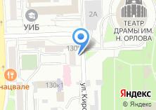 Компания «Печатный двор» на карте