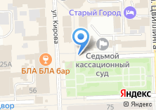 Компания «ZanziBar» на карте