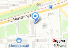 Компания «Студия воздушных шаров» на карте