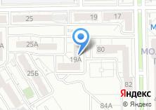Компания «Центр охраны труда и экологической безопасности» на карте