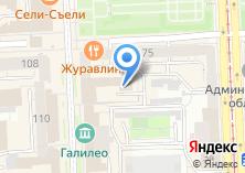 Компания «Мой шар» на карте