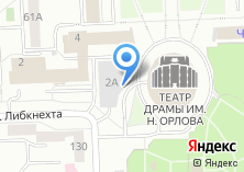 Компания «Автомойка у Драмтеатра» на карте