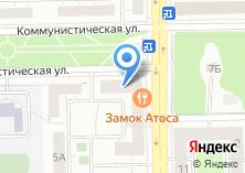 Компания «ЧелябКомАвто» на карте