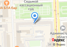 Компания «Любо» на карте
