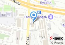 Компания «ТУГАРРИ» на карте