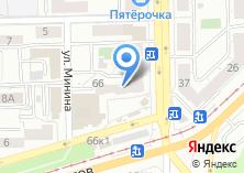 Компания «Каменный» на карте