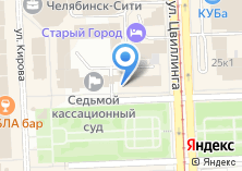 Компания «Ростелеком телекоммуникационная компания» на карте