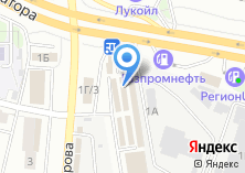 Компания «РЕМЗОНА» на карте