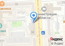 Компания «ИннХоум Апартаменты» на карте