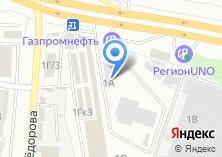 Компания «Красников Л.Н» на карте
