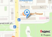 Компания «Татьянина кухня» на карте