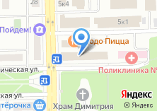Компания «Кабинет ногтевого сервиса» на карте