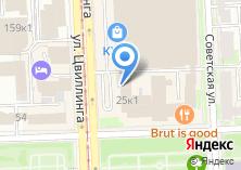 Компания «New Market Russia» на карте