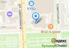Компания «Опорный край» на карте