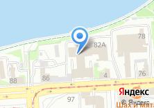 Компания «Мотороссия-Челябинск» на карте