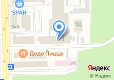 Компания «220Вольт» на карте