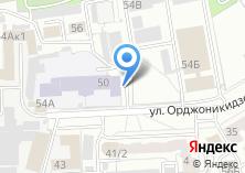 Компания «Уральский центр информационных технологий» на карте