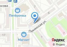 Компания «Металлургический районный суд» на карте