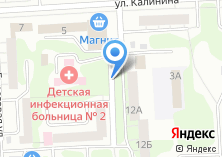 Компания «Бизнес план» на карте