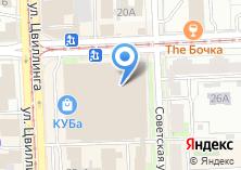 Компания «Злато» на карте