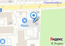 Компания «НоваТЭС» на карте