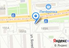 Компания «Вест» на карте