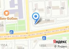 Компания «Дом памяти» на карте