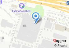 Компания «Фабрика Леонид» на карте