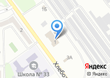 Компания «Пожарная часть №4 Металлургического района» на карте