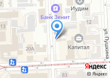 Компания «СЕЛЕКТА» на карте