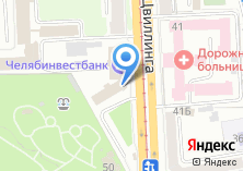 Компания «АбаМет» на карте