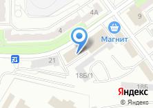 Компания «ТехСтройПартнер» на карте