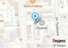 Компания «КвадроСтрой» на карте