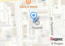 Компания «РИТИО» на карте