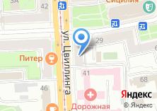 Компания «Уралкоммерс» на карте