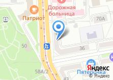 Компания «Звукотехника» на карте