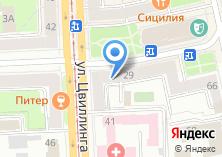 Компания «Идеал-М» на карте