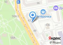 Компания «Суппорт-туарег.рф» на карте