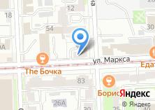 Компания «Кабинет косметологии» на карте