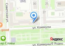 Компания «1М-сервис» на карте