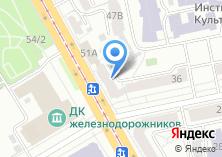 Компания «M.Smart» на карте