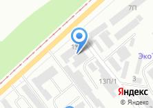 Компания «Надёжный партнер» на карте