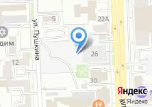 Компания «Уральская Строительная Компания» на карте