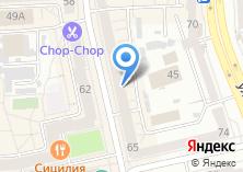 Компания «Польская одежда» на карте