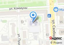 Компания «Детский сад №70» на карте